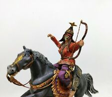 Amazon Rider - Top Quality; 54mm Cavalry tin soldier