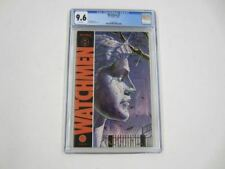 WATCHMEN #2 DC Comics,1986 CGC 9.6 White Pages 10/86 Alan Moore Dave Gibbons