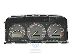 Genuine Volkswagen Instrument Cluster NOS VW Passat 4Motion 3A0919880LX