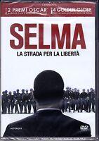 Dvd «SELMA ♦ LA STRADA PER LA LIBERTÀ» nuovo 2015