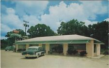 1950's postcard - Kay's Restaurant. Fine Food. Live Oak, Florida.