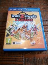 Invizimals l'Alliance Sony Playstation vita PS vita