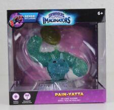 NIB Skylanders Imaginators Rare Variant Crystal Clear Blue Rock Candy Pain-Yatta