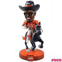 Von Miller Denver Broncos Riding Bronco Special Edition Bobblehead NFL
