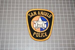 San Angelo Texas Police Departmtnet Patch (US-Pol)
