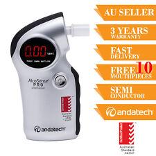 Breath Test Breathalyser AlcoSense Pro Australian Standard 3 Years Warranty