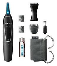 Philips PH-NT5171-15 Series 5000 Nose/Ear & Eyebrow Trimmer with Facial Styler