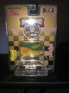 Racing Champions 50th Ann. Nascar Gold Comm. Series #63 tracey leslie lysol