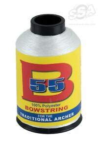 BCY B55 Dacron Sehnengarn Bogensehne Recurvebogen Langbogen Reiterbogen 1/4 lbs