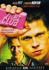 Fight Club (Dvd, 2002) Brad Pitt Brand New