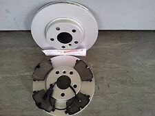 MINI F54 F55 F56 F57 FRONT BRAKE DISCS & PADS + SENSOR WIRE 2014 ONWARDS>>