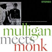 Thelonious Monk - Mulligan Meets Monk [New CD]