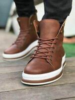 STM Chekich Custom Design Mens Sneaker Boots - Limited Stock