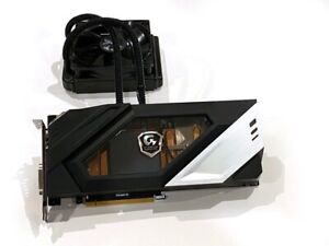 Gigabyte NVIDIA GeForce® GTX 980 Ti GPU WATERFORCE All-in-One WATER Cooled