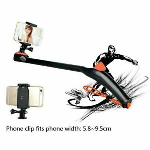 360 Degree Smartphone Swivel Selfie Stick Tripod Mount For GoPro SJCAM Yi CAMERA