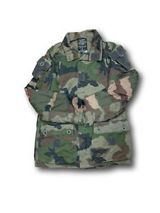 French T4 CCE Pattern Latest Issue Combat Jacket