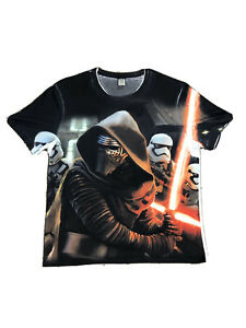 Star Wars Shirt Size XXL With Large Graphic At The Front