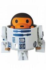 F/S Medicom Toy VCD BAPE × Star Wars baby MILO R2D2 Soft Vinyl Figure Api Milo