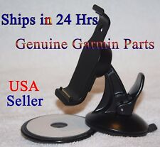 OEM Garmin Nuvi 2300LM 2350 LMT 2370 Suction Cup Mount and Bracket with Disc Kit