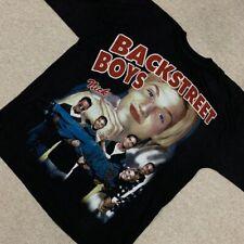 New listing Vintage Backstreet Boys Rare T shirt Rap Tee Parking Lot Sz Large 90s Young Bsb