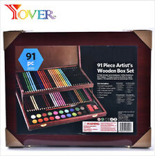 168x Art Drawing Kit for Kids Childrens Teens Adults Supplies Paint Pencil 2020