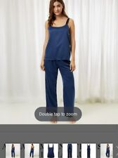bluebella pjs pajamas navy blue 18 sexy