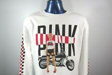 Pink P!nk Singer R&B Pop Rock Motorcycle crewneck Sweatshirt