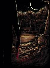 FRIDAY THE 13TH LIMITED EDITION SCREEN PRINT BY DAN MUMFORD VARIANT EDITION