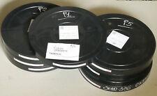 PRL) CINEMA 7 PELLICOLA CINEMATOGRAFICA CINE PIZZA BOBINA 35 mm FILM IL CAIMANO
