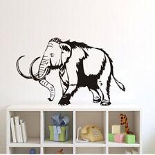 Mammut Elefant Kinder Wandtattoo Wallpaper Wand Schmuck 42 x 66 cm Wandbild