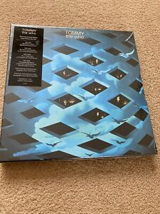 The Who-Tommy Super Deluxe CD Boxset, Brand New ,Sealed.