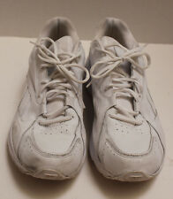 Mens White Reebok Tennis Shoes Size 12 #55037141 MW4QD2PZ00181, Made in China