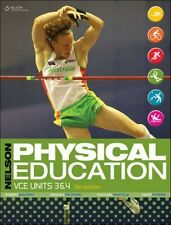 Nelson Physical Education VCE Units 3&4 Student Book Plus Access Card for 4 Yea…