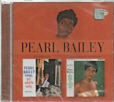 PEARL BAILEY CD - Sings for Adults Only/More Songs for Adults Only Brand New