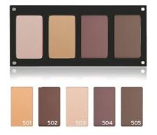INGLOT 4 colours HD Sculpting Powder/Blusher PRE-FILLED Palette* CONTOURING KIT