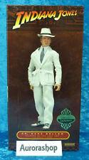 "Sideshow figurine Dr Rene Belloq/Indiana Jones 12"" (30 CM) Exclusive Edition NEUF"