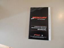 2012 Mercury 8 / 9.9 hp PS 2Zyl-4Takt owner s manual Betriebs anleitung Handbuch