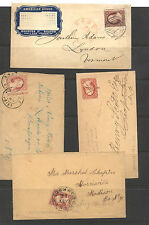 US  #11  50  cover  lot         MS0226