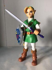 The Legend Of Zelda Ocarina Link Jakks Pacific Figure Nintendo