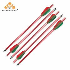 Avalanche Universal Crossbow Arrows 5-Pack, Free Shipping