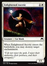 MTG Magic ORI FOIL - Enlightened Ascetic/Ascète éclairée, English/VO