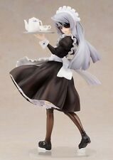Anime IS Infinite Stratos Laura Bodewig Maid Ver. 1/8 Scale PVC Figure No Box