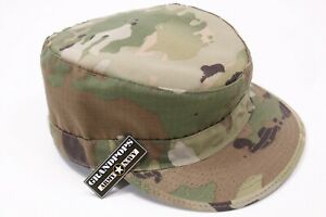 OCP PATROL CAP SCORPION CAMOUFLAGE PATTERN USA MADE CURRENT 2020 ISSUE