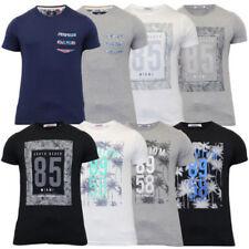 Floral 100% Cotton T-Shirts for Men