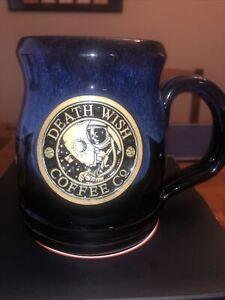 NEW In Box 2018 Death Wish Coffee Co. Deep Space Mug