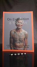 QUALITY Book 'On Expedition&Tribal Art'  by W.T.C.Kleiman (Kalinga,Ifugao,moro)