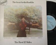 ARETHA FRANKLIN - The First 12 Sides ~ VINYL LP