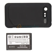 Replacement 3500mAh Extended Battery + Cover for HTC G11 Incredible 2 S710e