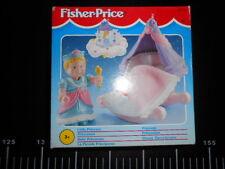 Fisher Price Grat Adventures Little Princess Knights Castle Figure