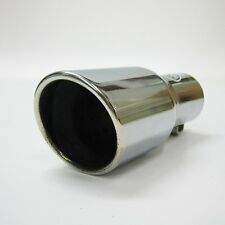 Chrome Exhaust Pipe Muffler Tail Tip For Bmw E34 E39 M5 M3 M6 E36 E21 E30 E28